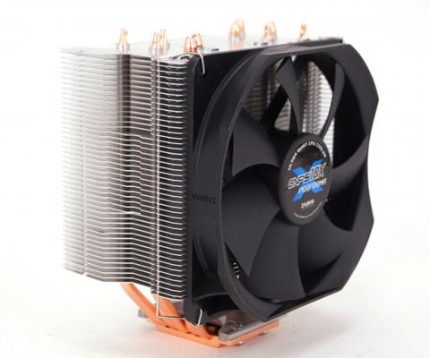 Кулер для процессора Zalman CNPS 10X PERFORMA+ AlCu Socket 1156/1155/1366/775/AM3/AM2+/AM2/939/940