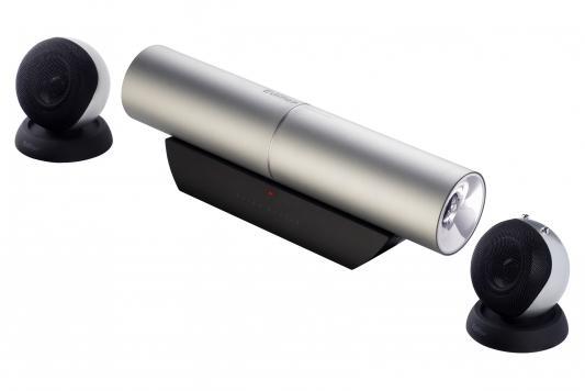 Колонки Edifier MP 300+ <3,5Wx2+15W RMS> Silver