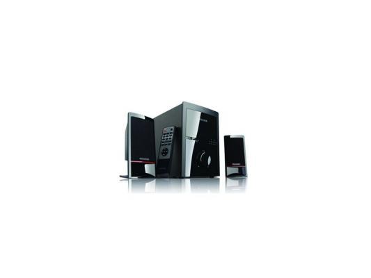 все цены на Колонки Microlab M700U 2 колонки+сабвуфер дерево чёрные, USB, считыватель SD