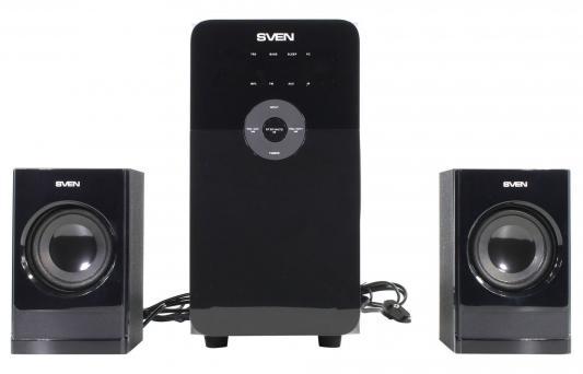 Колонки Sven MS-2000 Black акустическая система sven ms 80 black