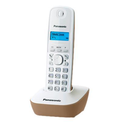 Телефон Panasonic KX-TG1611RUJ радиотелефон
