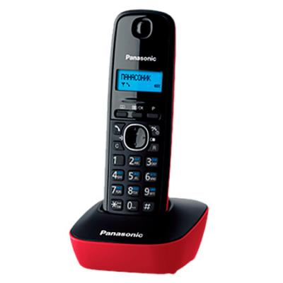 Телефон Panasonic KX-TG1611RUR радиотелефон