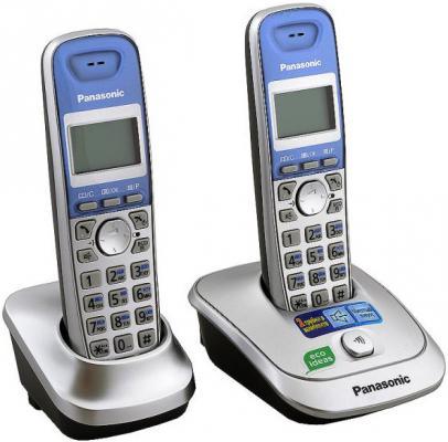 Купить со скидкой Телефон Panasonic KX-TG2512RUS