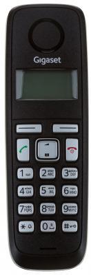 Телефон Gigaset А120 Black (Dect) reedoon 1310 unisex polarized uv protection lens sunglasses with protective case black