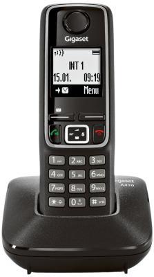 Телефон Gigaset А420 Black (Dect)
