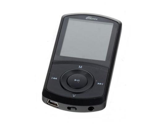 MP3-плеер Ritmix RF-4700 8Gb Black от 123.ru