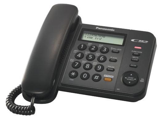 Телефон Panasonic KX-TS2358RUB panasonic kx tg8061 rub dect телефон