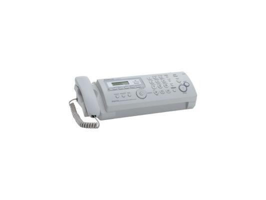 Факс Panasonic KX-FP218RU (обыч. бумага) от 123.ru