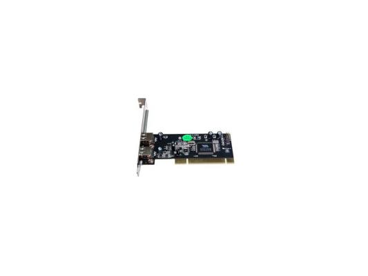 Концентратор USB ST-Lab U164 USB 2.0 ,2+2 Ports (VIA6212) PCI, Retail