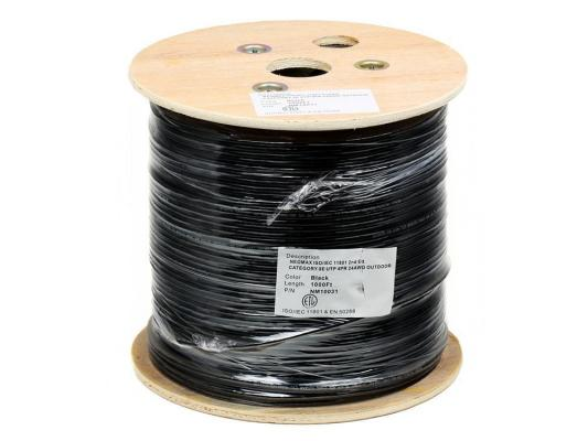 Кабель Cable UTP 5e level (305m) Taiwan (Neomax) 10031 для внешн проводки EN50288  (Медный)