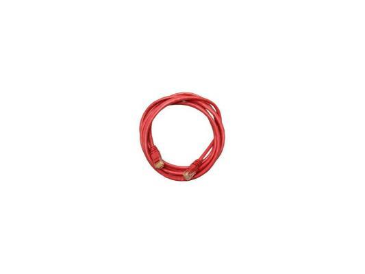 Кабель Patch cord UTP 5 level 2m   Красный