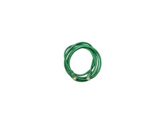 Кабель Patch cord UTP 5 level 3m   Зеленый