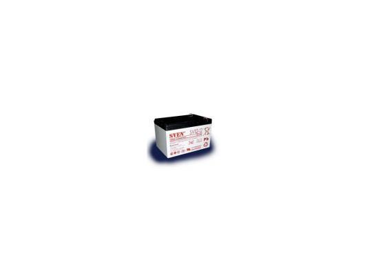 Аккумулятор Sven SV 12V 12Ah lovien essential интенсивный кондиционер маска для сухих ломких и окрашенных волос 250 ml