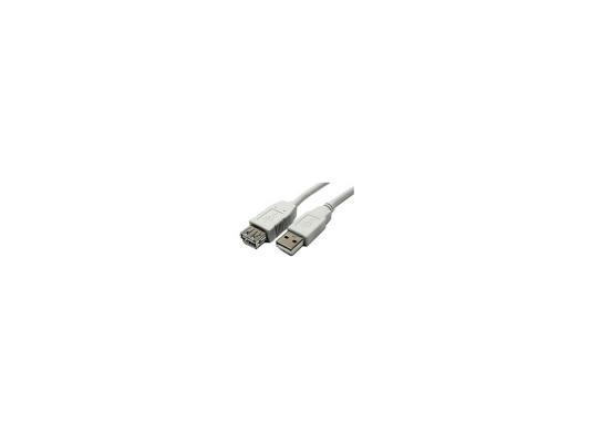 Кабель удлинитель USB 2.0 AM/AF 4,5m