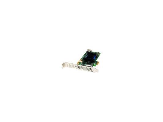 Контроллер SAS/SATA Adaptec ASR-6405E KIT PCI-E v2  x1 LP SAS 6G RAID 0/1/10/1E 4port intSFF8087 128Mb onboard 2271700-R KIT