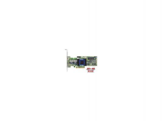 ���������� Adaptec ASR-6805TQ (PCI-E v2 x8, LP) SGL