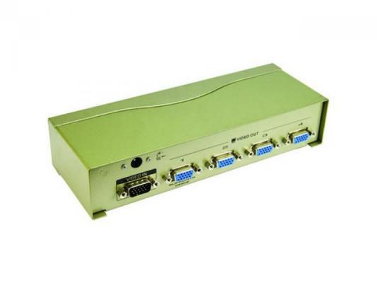 Разветвитель VGA 1 to 4 VS-94A Vpro mod:DD124 350MHz <VDS8016> 1pcs lot cx24156 94a