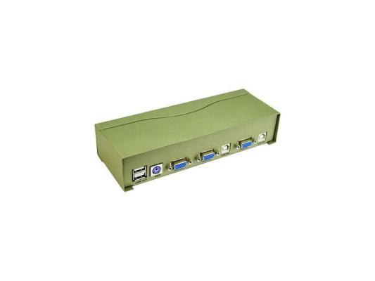 ������������� Vpro USB Auto 2-port (PS/2, USB, SVGA, Audio+Mic)(+2 ������)