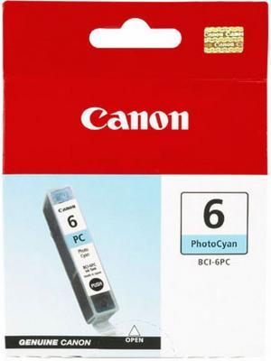 Картридж BCI-6 PC для Canon Pixma 6000/MP750/MP780 картридж струйный lomond canon bci 3ey для canon bc 31 bc 33 s600 yellow