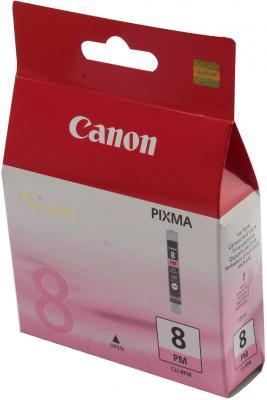 Картридж CLI-8PM пурпурный Pixma iP6600D/IX4000/IX5000