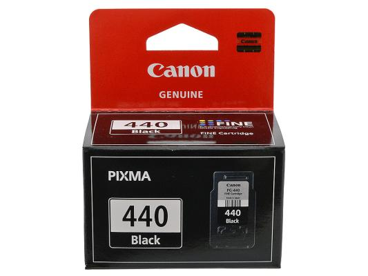 Картридж Canon PG-440 черный для Pixma MG2140, MG3140. 180 страниц. чернила cactus cs i cl441m magenta 100ml для canon pixma mg2140 mg3140