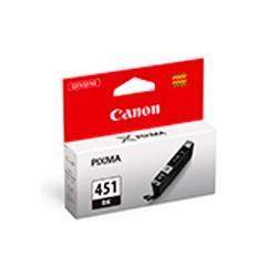 Картридж Canon CLI-451BK чёрный. MG6340, MG5440, IP7240 . 1100 страниц. картридж canon cli 451bk xl