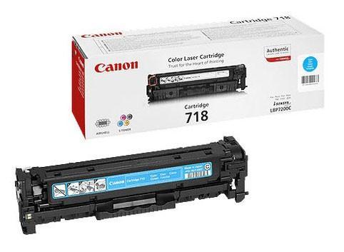 Тонер-картридж Canon 718 C Sensys MF-8330/8350 принтер canon i sensys colour lbp653cdw лазерный цвет белый [1476c006]