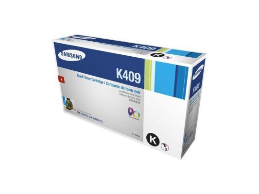 Тонер-картридж Samsung CLT-K409S/SEE картридж samsung clt c504s see голубой