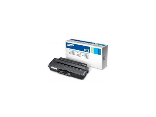 Тонер-картридж Samsung MLT-D103L ML-2955ND/2955DW/SCX-4728FD/4729FD тонер картридж samsung scx d5530b see