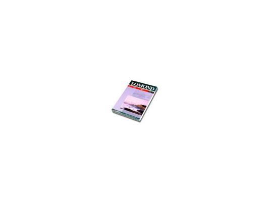 Бумага Lomond 0102032 (A4, 170гр, 25л) Photo Матовая/Матовая