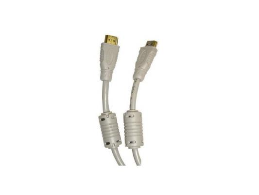 Купить Кабели для видео   Кабель Belsis HDMI вилка - HDMI вилка, 1 м.  BW1455