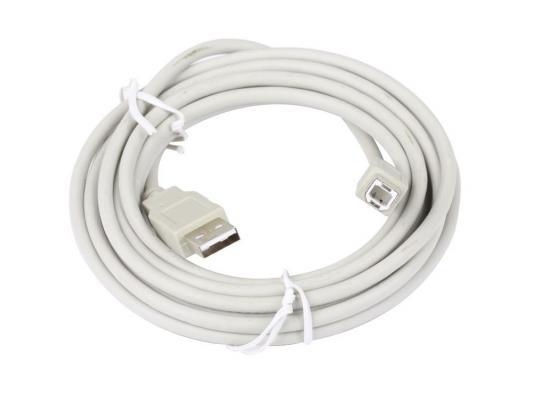 Кабель USB 2.0 AM/BM 3м Telecom кабель usb 2 0 am bm 3м telecom page 8