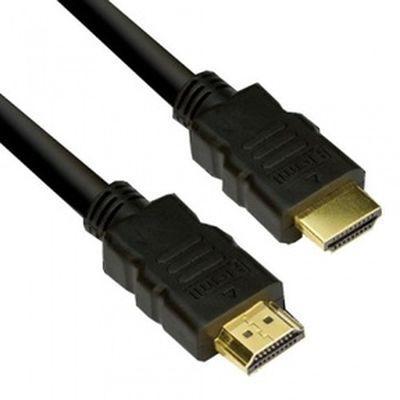 Кабель Telecom HDMI 19M/M, 20м, позолоченные контакты, 2 фильтра <VHD6020D-TC-20MC> 1.4V Carton Pack кабель питания для ноутбуков 3 0м vcom telecom ce022 cu0 5 3m