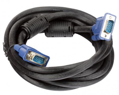 Кабель монитор-SVGA card (15M-15M) 3.0м 2 фильтра Vcom <VVG6448-3M> кабель соед svga 15m 15m 1 8м pro 2 фильтра cab016s 06f blister box