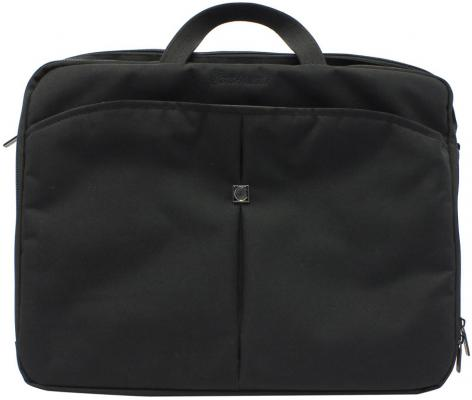 Сумка для ноутбука 15 Continent CC-101 Black нейлон сумка для ноутбука 15 continent cc 01 black нейлон