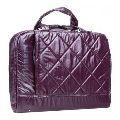 "Сумка для ноутбука 15.6"" Continent CC-075 Purple полиэстер"