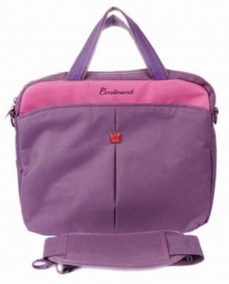 "лучшая цена Сумка для ноутбука 10"" Continent CC-010 Purple нейлон"