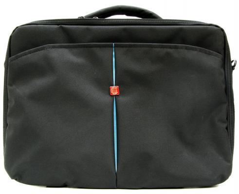 "все цены на Сумка для ноутбука 15"" Continent CC02 синтетика черный CAVIAR онлайн"