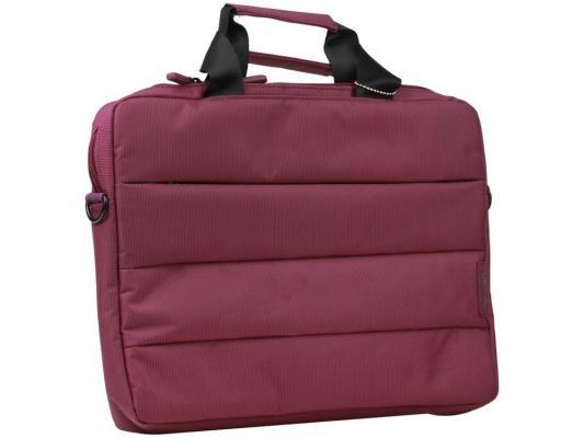 """Сумка для ноутбука 14"""" Jet.A LB14-33 Purple полиэстер"""