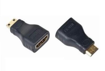 Переходник Orient C394, HDMI F - mini HDMI M переходник orient c312 mini displayport m hdmi f черный 30312