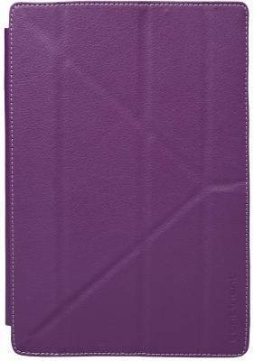 """все цены на Чехол Continent UTS-101 VT универсальный для планшета 10"""" фиолетовый"""