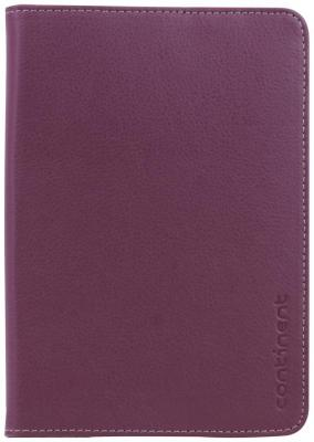 Чехол Continent UTH-71 VT для планшета 7 фиолетовый чехол continent uth 101 vt универсальный для планшета 10 фиолетовый