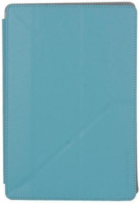 Чехол Continent UTS-102 BU универсальный для планшета 10 голубой continent чехол continent 9 7 универсальный uth 101 red