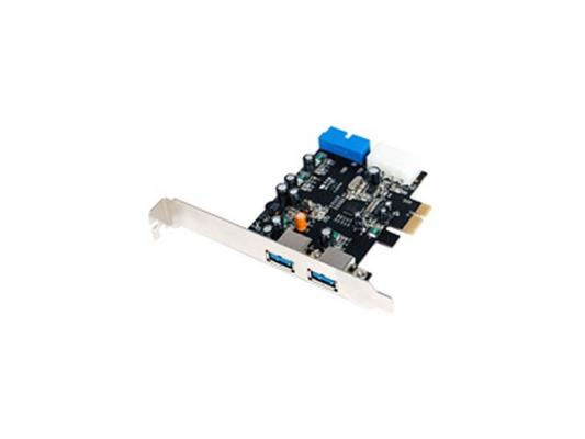 Концентратор USB ST-Lab U780 PCI-E 2 ext(USB 3.0)+ 2 int (USB 3.0), Retail контроллер pci e st lab u780 2 ext 2 int usb 3 0 retail