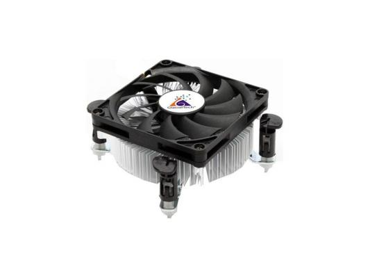 Кулер Glacialtech Igloo i630 PWM Кулер Intel LGA1156,1155/800-3600RPM/95W/34.2dBa max/Low Profile 36mm/втулка/ОЕМ/2.5W