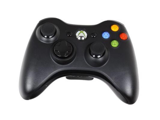 Беспроводной геймпад для Xbox 360  (NSF-00002) черный
