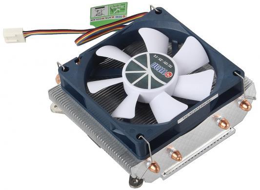 Кулер для процессора Titan TTC-NC25TZ/PW(RB) Socket 1156/1366/775/K8 кулер для процессора titan ttc nc15tz ku rb socket 1366 1156 1155 775 am3 am2 am2 k8
