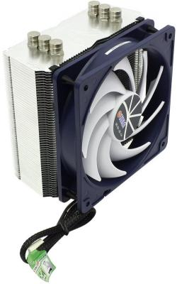 Кулер для процессора Titan TTC-NC15TZ/KU/V3 (RB) Socket 1366/1156/1155/775/AM3/AM2+/AM2/K8 вентилятор titan ttc nk35tz r ku socket 1366 1156 1155 775 k8 am2 am3 heatpipes silent ttc nk35tz r ku