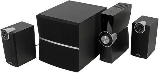 Колонки Edifier C2XD Black <2.1, RMS 9Wx2 + 35W, оптич. вход>
