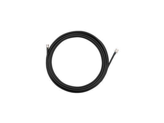 Кабель соединительный TP-Link TL-ANT24EC12N, 12м, 2.4GHz, N-type Male to Female connector 100cm catv tv antenna 9 5 male to sma male cable connector cable tv rf 9 5 to sma male connector rg316 cable 1pcs